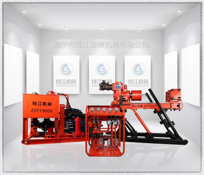 煤矿用全液压坑道钻机