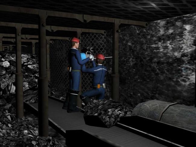 瓦斯,钻机配件,钻杆,安全第一预防为主