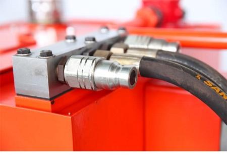 液压钻机油管