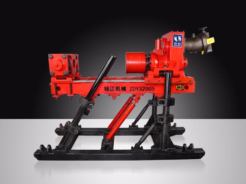 ZDY3200S煤矿用全液压坑道钻机