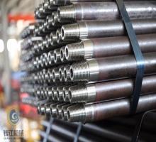 摩擦焊接钻杆的使用说明