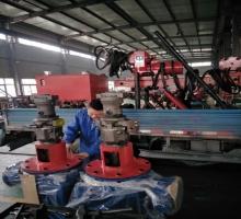 新疆某地质队定购我公司ZDY3200S钻机发货